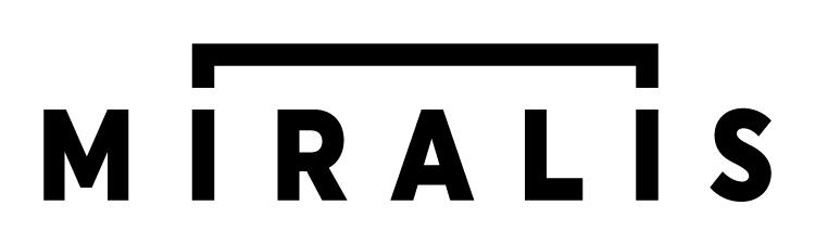 Logo Miralis NOIR RVB